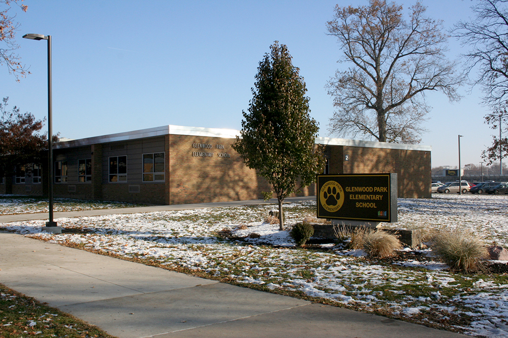 Glenwood Park Elementary School Building