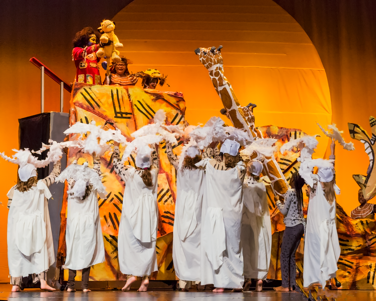 2017 Production of The Lion King, Jr.
