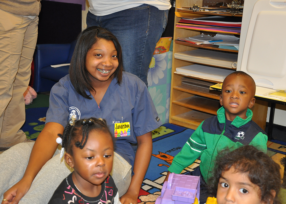 Early Education Students